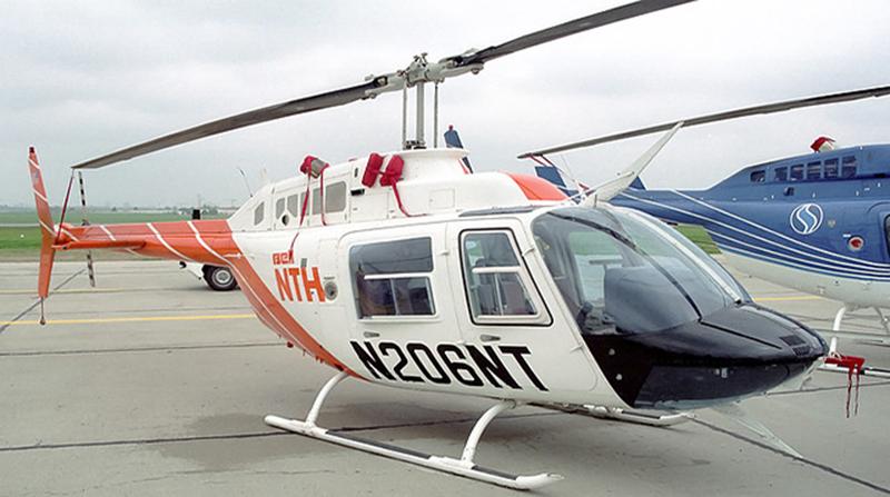 Bell Helicopter 206B (Textron) JetRanger