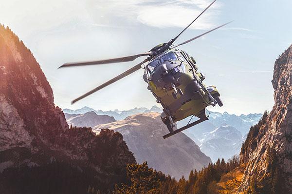 CW-Hubschrauber-Mieten