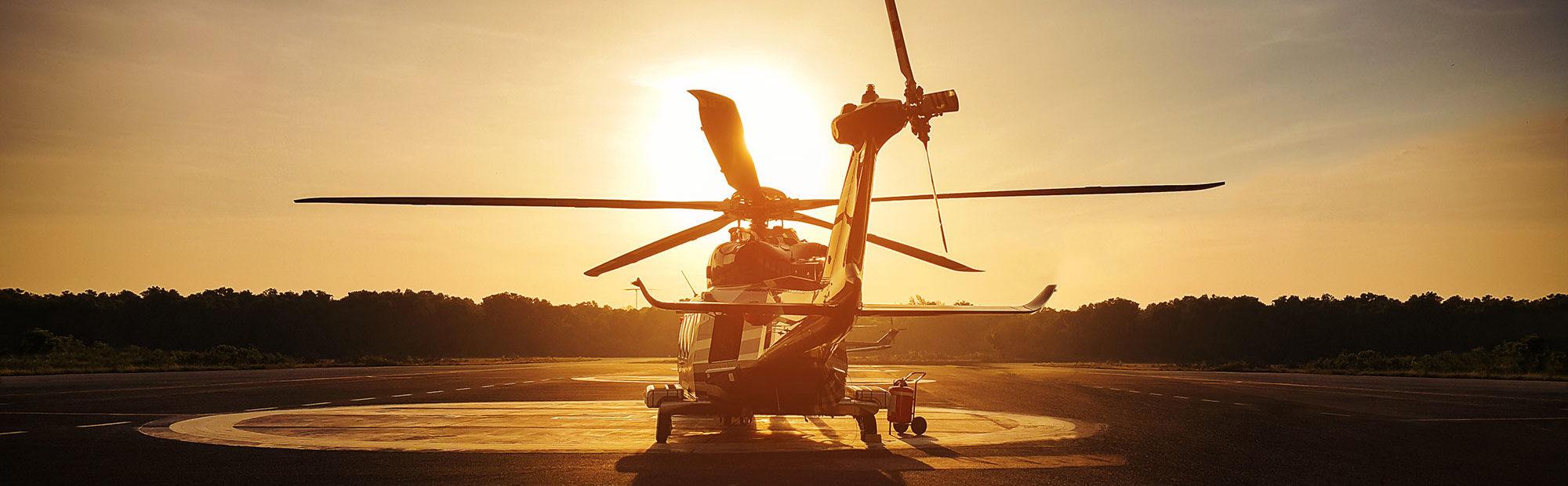 CW Hubschrauber Mieten