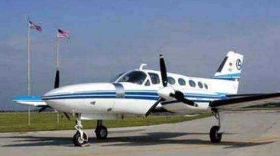 Cessna C421 Golden Eagle