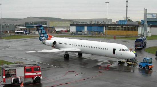 Fokker Fokker 100