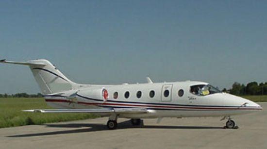 Hawker Beechcraft Beechjet 400A