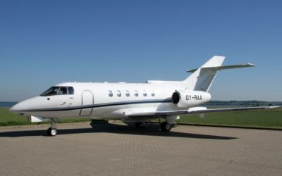 Hawker Beechcraft Hawker 800