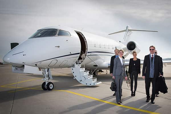 CW Private Jet 3
