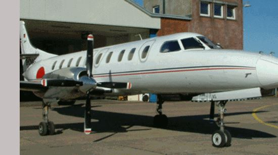 Swearingen Fairchild Metro III