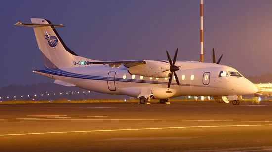 Avion de ligne (Turboprops)